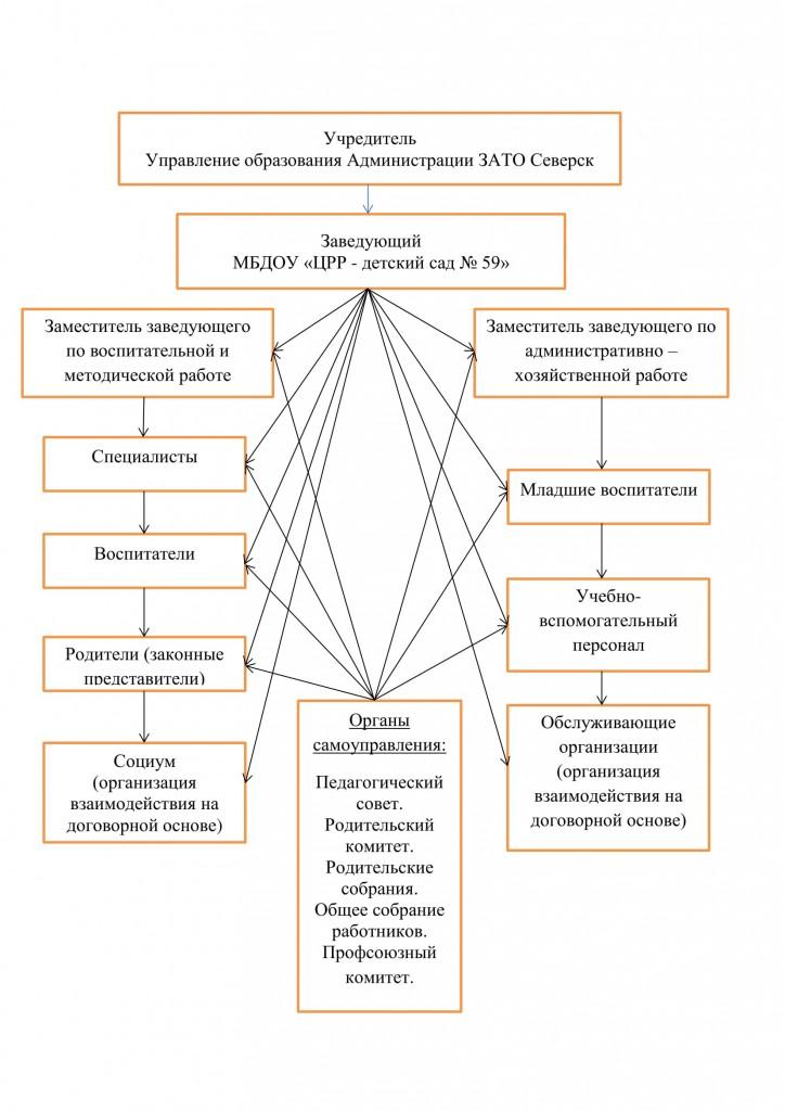Структура управления-1